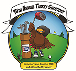 Annual Turkey Shootout Golf Tournament
