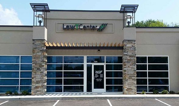 Low T Center clinic Knoxville