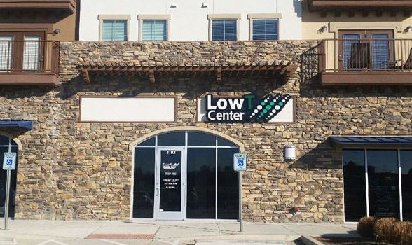 Low T Center clinic Mansfield