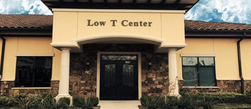 Low T Center clinic Richardson