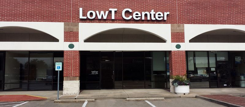 Low T Center clinic Sugarland