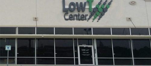 Low T Center clinic Pasadena