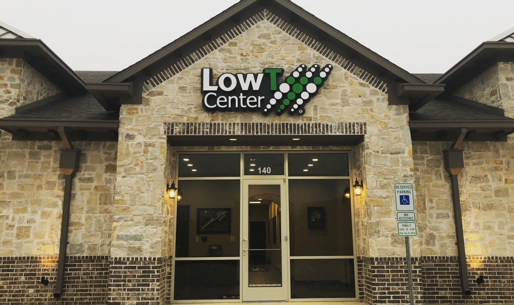 Low T Center clinic Sleep Apnea Flower Mound
