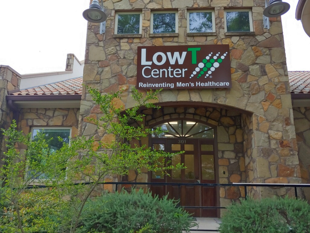 Low T Center clinic South Austin