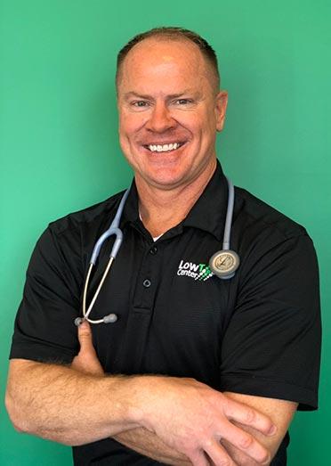 Dr. John Garver, D. O.