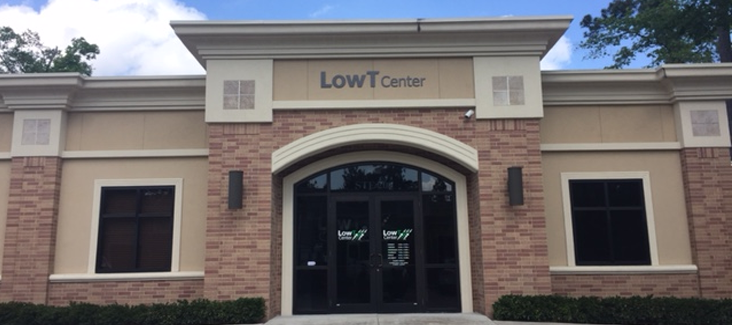 Low T Center clinic The Woodlands