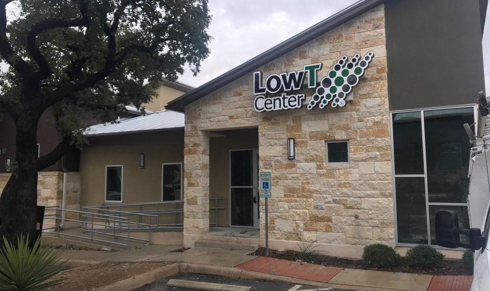 Low T Center clinic North San Antonio
