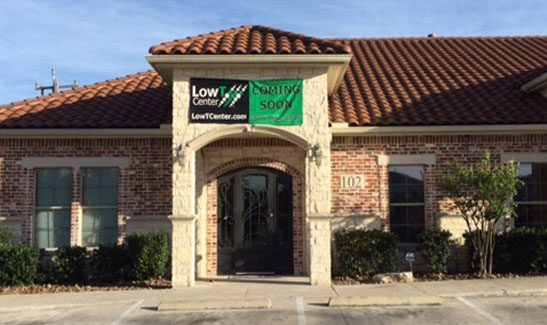 Low T Center clinic SW San Antonio
