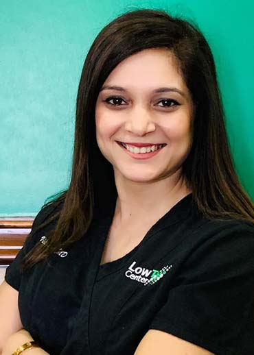 Low T Center - Dr. Vidya Pai, M.D., Head of Sleep Medicine